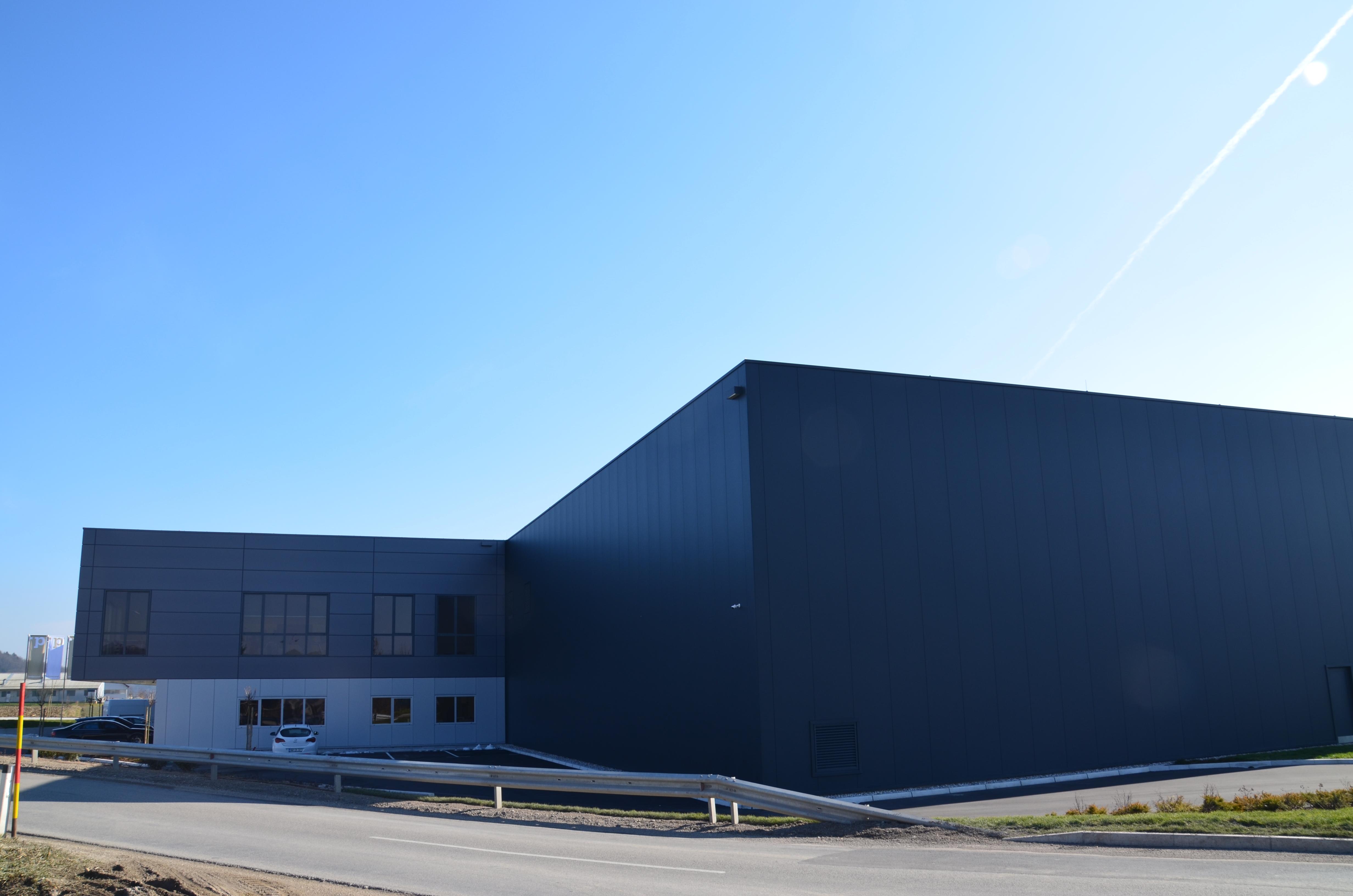 Poslovno-proizvodni objekt Povše metal, Šentrupert