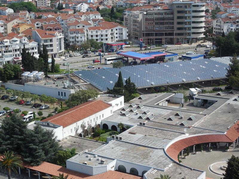 """Villaggio turistico """"Slovenska plaža"""" – Budva, Montenegro"""