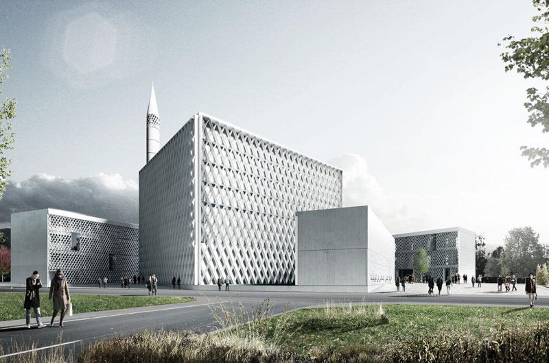 Islamski versko kulturni center, Ljubljana