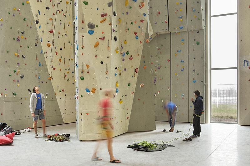 Climbing gym, Ljubljana
